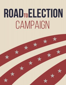 Road to Election Campaign cover