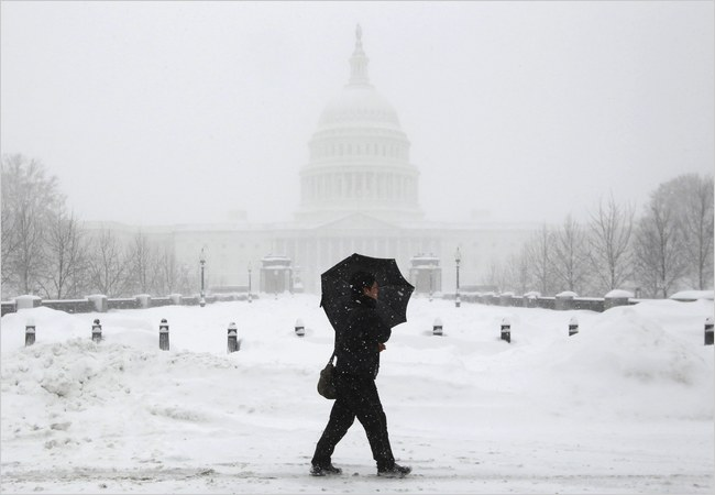 5 Things Candidates Can Do on a Snowy Day